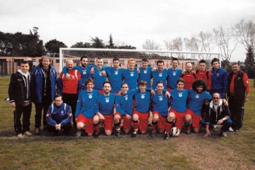 Anno 2012/2013 campionato di calcio di 3a categoria