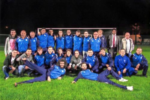 Anno 2013/2014 campionato di calcio di 3a categoria