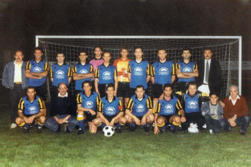 Anno 1980/1981 campionato di calcio amatori