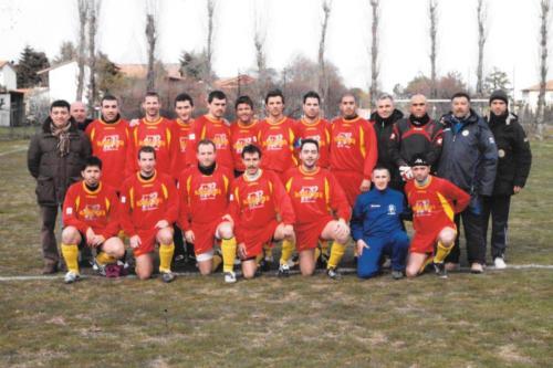 Anno 2008/2009 campionato di calcio di 3a categoria