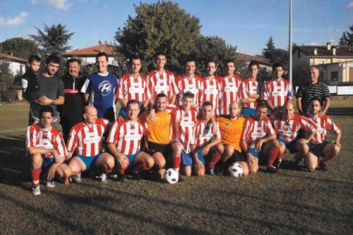 Anno 2010/2011 campionato di calcio di 3a categoria