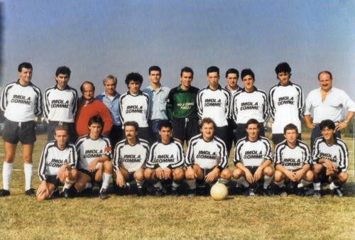 Anno 1970/1971 campionato di calcio amatori
